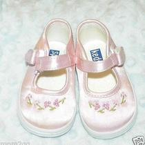 Pink Shiney Infant Size 2 Keds Photo