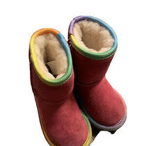 Pink Todder Ugg Boots Photo