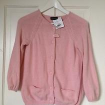 Pink Top Shop Cardigan Bnwt Contains Angora Size Small Very Apc Sold Out Photo