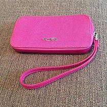 Pink Tumi Prism Wristlet Cell Phone Case / Wallet for Iphone 5 Mint Photo