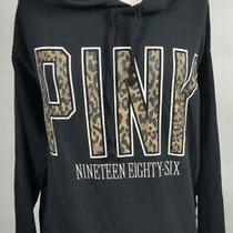 Pink Victoria Secret Hoodie Sweater Cotton Size Xs Photo