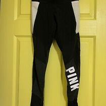 Pink Victorias Secret Yoga Pants Size Xs Excellent Condition Black/white Photo