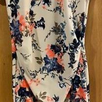 Pinkblush Maternity Dress. Floral Print. Size Small Worn Once Photo