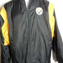 Pittsburgh Steelers Jacket by Kids Sports Inc Teens/mens Size 18/20 Photo