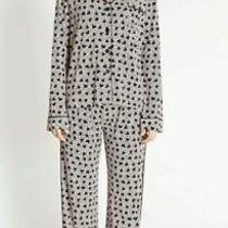 Pj Salvage Luxe Soft  Modal Heart to Heart Pajama Set Blush Size L Nwt 98 Photo