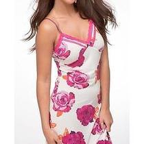 Pj Salvage Sleepwear Bali Sunset Chemise Pink Medium 58 Photo