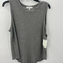 Pj Salvage Womenssleeveless Sleep Tank Gray Size Xl Photo