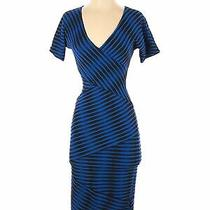 Plenty by Tracy Reese Women Blue Casual Dress S Photo