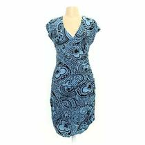 Plenty by Tracy Reese Women's Dress Size 10  Light Blue  Silk Acetate Photo