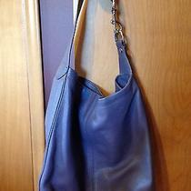 Plum Coach Tote Photo