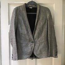 Poetry Linen Blazersize 8 Fits 10 Too Smart/ Casual Natural Look for Spring Photo