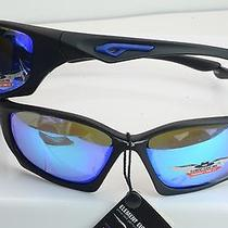 Polarized Luxury Sport Fishing Driving Sunglasses Premium Sports Ice Blue Photo