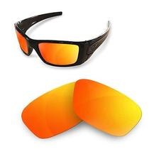 Polarized Replacement Lenses for Oakley Fuell Cell  in 11 Different Colors Photo