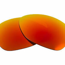 Polarized Replacement Lenses for Oakley Sideways Sunglasses Anti-Scratch Red Photo