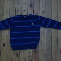 Polo Ralph Lauren Boys Small Blue Sweater Photo