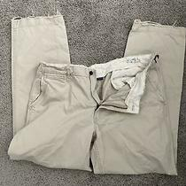 Polo Ralph Lauren Chino Khaki Pants 40 34 Photo