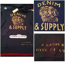 Polo Ralph Lauren Denim Supply Indian Chief L P Wing Bear Rl Rugby Sport Max Rlx Photo