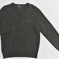 Polo Ralph Lauren Lambs Wool Sweater M Photo