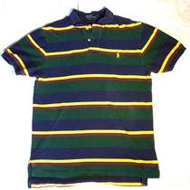 Polo Ralph Lauren Large Striped Polo Shirt Photo