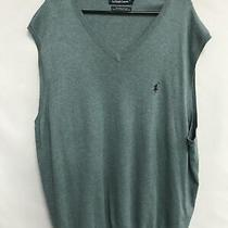 Polo Ralph Lauren Mens 3xb Blue Sleeveless Pullover Vest Photo