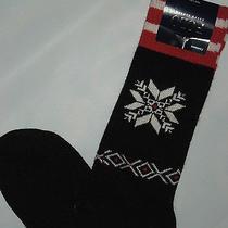 Polo Ralph Lauren Mens Cashmere Dress Socks   Black  Size10-13 Photo