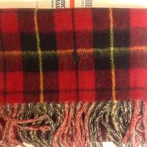 Polo Ralph Lauren Mens Scarf Lambs Wool Msrp 45 Holiday Gift Holiday Color Photo