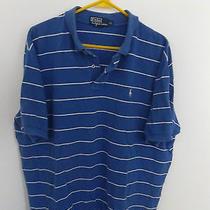 Polo   Ralph Lauren   Polo Rugby Shirt---     Xlarge-   Photo