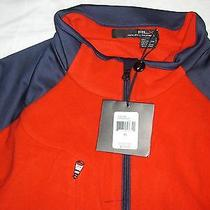 Polo Ralph Lauren Rlx Designer Mens Casual Golf Vest Sizexl Photo