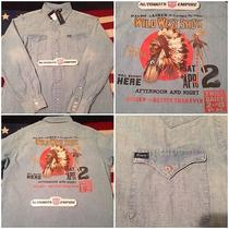 Polo Ralph Lauren Wildwest Indian Chief L P Wing Bear Rugby Sport Rlx Rl Usa Hi Photo
