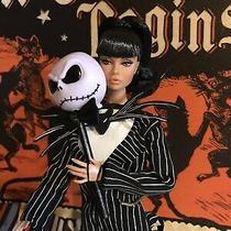 Poppy Parker Barbie Integrity Doll Night Before Christmas Jack Costume Photo