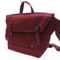 Porter/porter Messenger Bags/poters Parker 2way Size - Color Red Photo