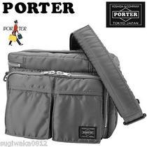 Porter Tanker Camera Bag Shoulder Bag Yoshida Japan 622-06121 Silver Gray New Photo