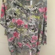 Postcard From Brighton Floral Top Size 1 Photo