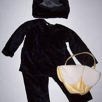 Pottery Barn Kids Pbk Gorilla Ape Monkey Costume 2t 3t 2 3  Banana Treat Bag Photo
