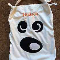 Pottery Barn Kids Pillowcase Ghost Treat Bag Halloween
