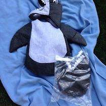 Pottery Barn Kids Shark Costume Size 2t-3t Treat Bag Photo