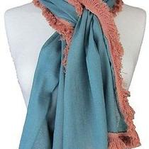 Powder Brand Scarf Freya in Ocean and Powder Gift Bag Photo