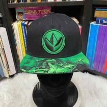 Power Rangers Green Ranger Dragonzord Snapback Hat