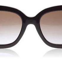 Prada 27os Minimal Baroque Purple Tortoise Rom6p1 Sunglasses Photo