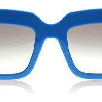 Prada 28ps Blue Smo0a7 Sunglasses Photo