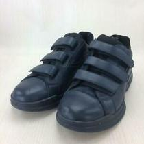 Prada  40 Nvy Leather 2801 Size 40 Navy Low Cut Sneaker 261 From Japan Photo