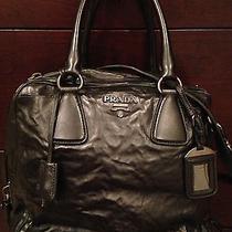 Prada Antique Napa Shoulder Bag Nwt Photo