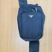 Prada Backpack Handbag - Black Photo