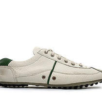 Prada Car Shoe - White Green us9.5 Photo