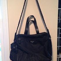 Prada Diaper Bag 100% Authentic Photo