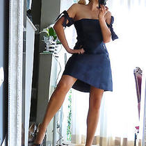 Prada  Dress  Blue  Photo