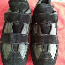 Prada Fashion Sneakers 11 4p 0731 6 Double Strap Us Size 8 Photo