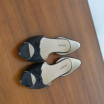 Prada Flats Black Shoes Photo