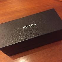 Prada Flip Top Sunglasses Case  New in Box Photo