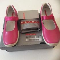 Prada Girls Shoes Photo